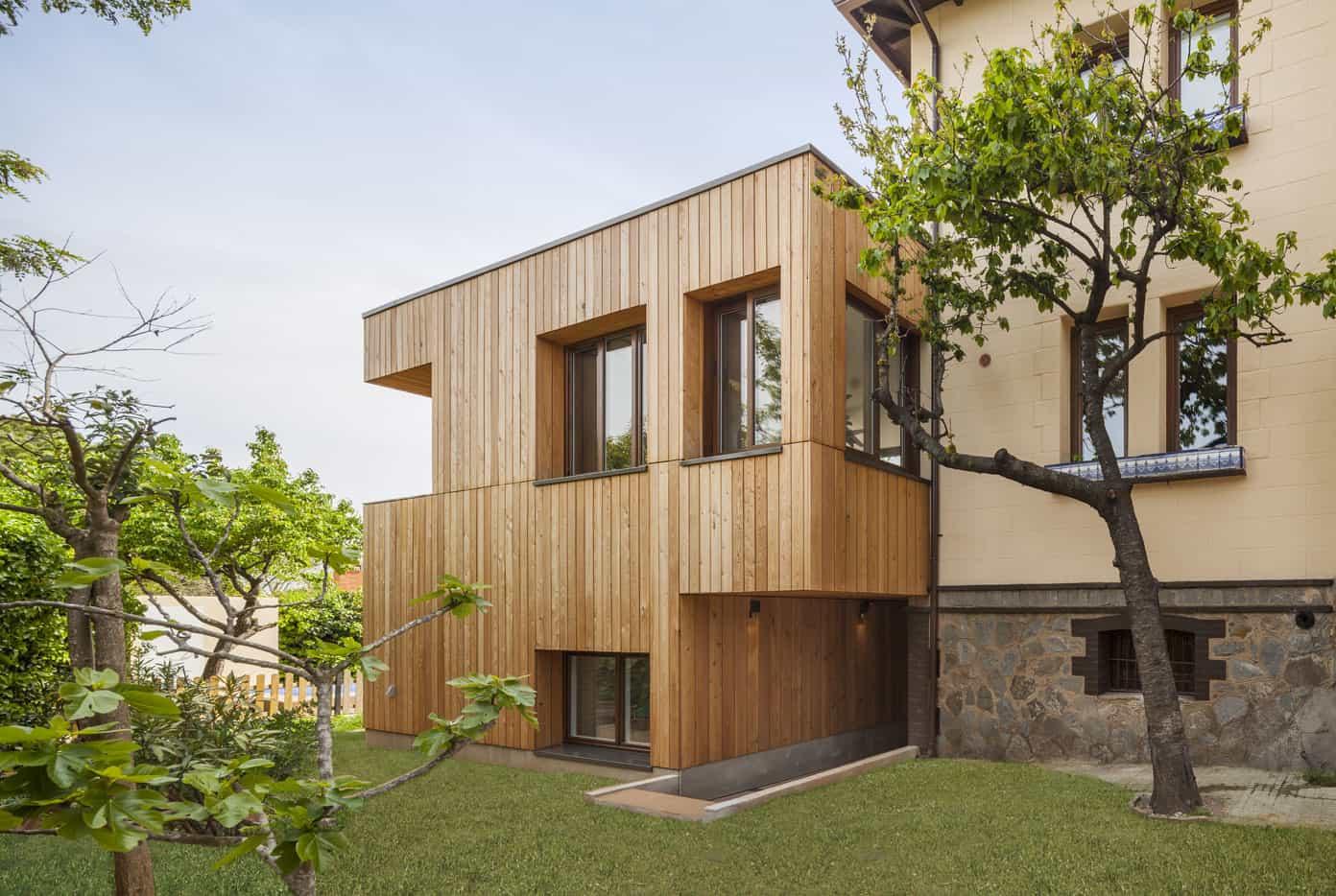 estructura casa passiva ecológica passivhaus catalunya