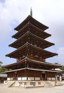 Templo milenario hecho de madera