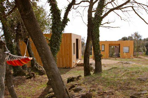 mòdul eficient casa fusta