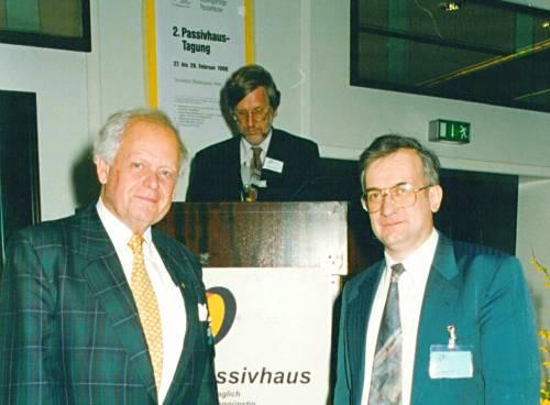 25 anys de la primera casa pasiva Passivhaus
