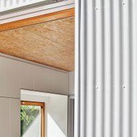 detall façana argentona casa passiva papik cases passives catalunya casa biopassiva casa eficient