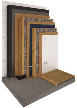 estructura casa passivhaus biopasiva ecológica sostenible