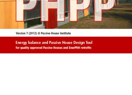 PHPP Llega a su versión 8