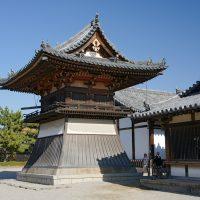 horyu ji temple milenari construit amb fusta