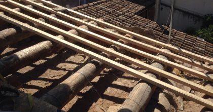 Rehabilitació teulada rehabilitacion techo