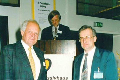 25 años de la primera casa pasiva Passivhaus