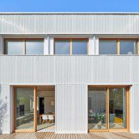 façana argentona casa passiva papik cases passives catalunya casa biopassiva casa eficient