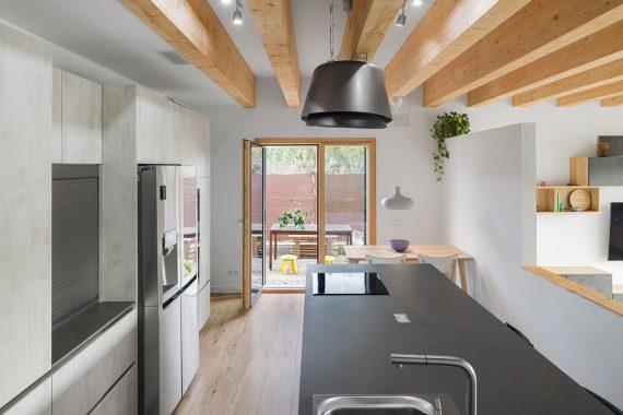interior casa passiva certificada passivhaus primera de sant cugat papik cases passives