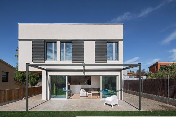 papik cases passives primera casa certificada passivhaus sant cugat catalunya biopassiva cataluña k-delcarril